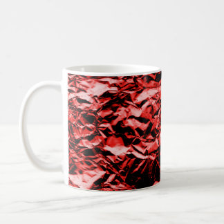 Red Foil #2 Coffee Mug