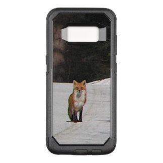 Red Fox Animal OtterBox Galaxy S8 Case