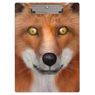 Red Fox Clipboard