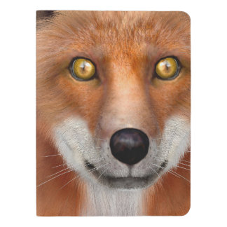 Red Fox Extra Large Moleskine Notebook