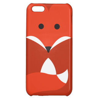 Red Fox iPhone 5 Case