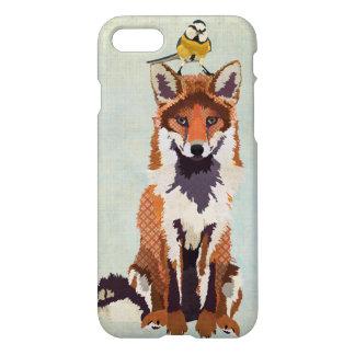 Red Fox & Little Bird iPhone 8/7 Case