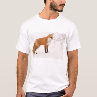Red Fox Nature Wildlife T-Shirt