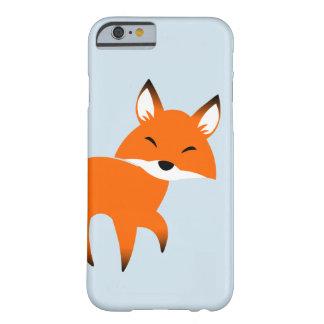 Red Fox Smart Phone Case