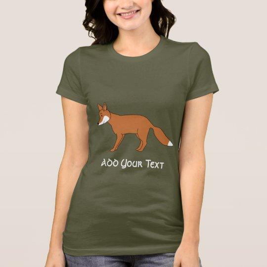 Red Fox. T-Shirt