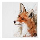 Red Fox Wall Art