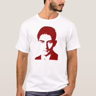Red Franz Kafka T-Shirt