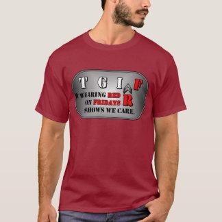 Red Fridays Mens T Shirt