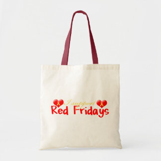 Red Fridays Tote