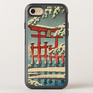 Red Gate in Snow OtterBox Symmetry iPhone 8/7 Case