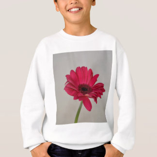 Red Gerbera Daisy Sweatshirt