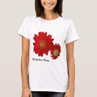 Red Gerbera Daisy T-Shirt