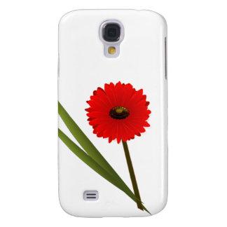 Red Gerbera Flower Clipart