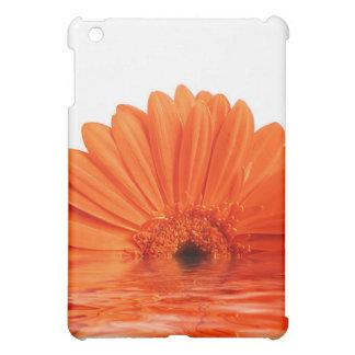 red gerbera iPad mini covers