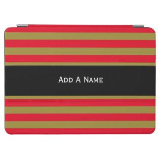 Red Gold & Black Strip iPad Air & iPad Air 2 Cover iPad Air Cover