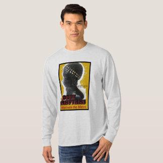 Red/Gold Dope Rhythms print T-Shirt