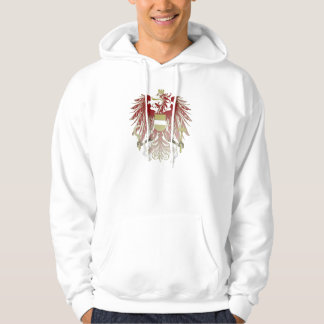 Red & Gold Dragon Hoodie