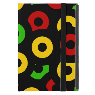 Red Gold Green Sleeves Case For iPad Mini