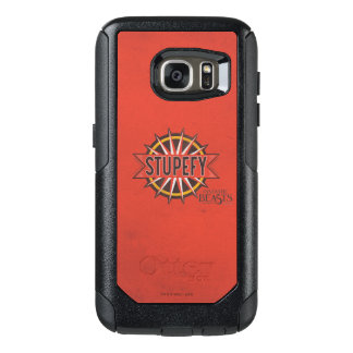 Red & Gold Stupefy Spell Graphic OtterBox Samsung Galaxy S7 Case