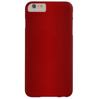 Red Gradient iPhone 6 Plus Case