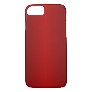 Red Gradient iPhone 8/7 Case