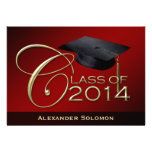 Red Graduating Class of 2014
