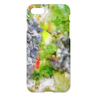 Red Grapes on the Vine iPhone 7 Case