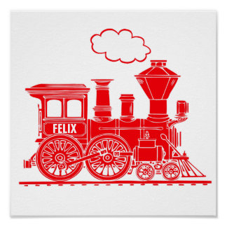 Browse our Collection of Kids Trains Posters.