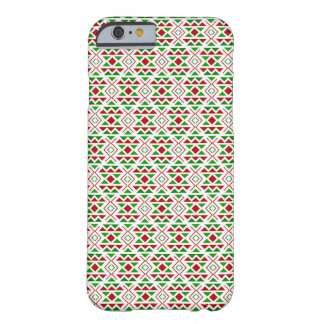 Red green Phone Case iphone