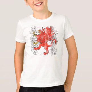 Red Griffin Kids' Light Shirt