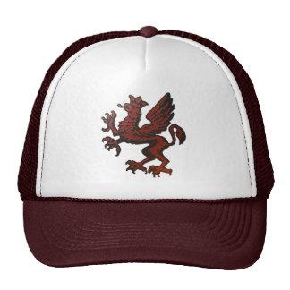 Red Grifo Trucker Hat