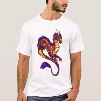 Red Grinning Dragon Shirt