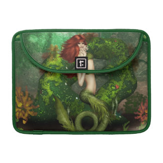 "Red Haired Mermaid  13"" MacBook Sleeve"
