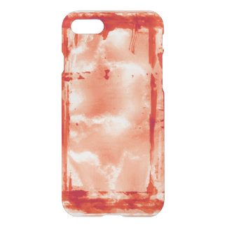 Red Halloween Paint Laboratory Haunted House Prop iPhone 7 Case