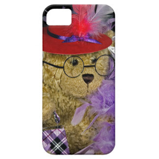Red Hat Teddy Bear iPhone 5 Covers