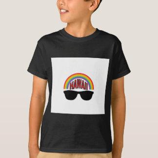 red hawaii shades T-Shirt