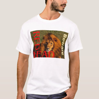 Red head T-Shirt