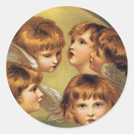 Red-Headed Angels - Sticker