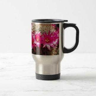 Red Headed Irishman Cactus, Customizable! Travel Mug