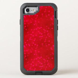Red Heart Apple iPhone 6/6s Defender Series
