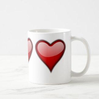 Red Heart Classic Mug