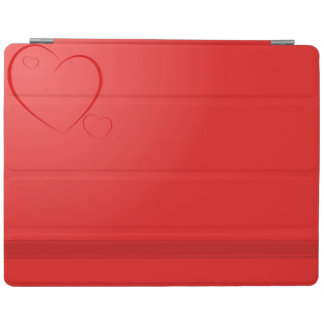 Red Heart iPad Cover