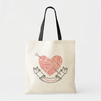 Red Heart Skein Yarn Tote