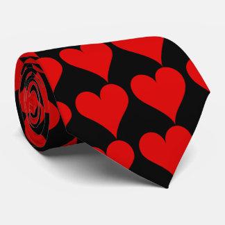 Red Heart Tie