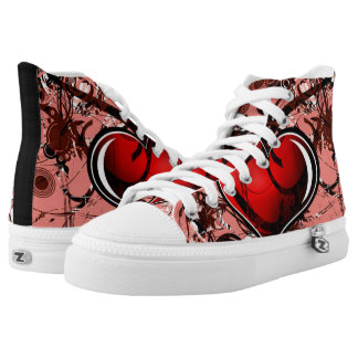 RED HEART Zipz Shoes