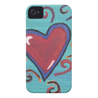 Red Hearts Collection Case-Mate iPhone 4 Cases