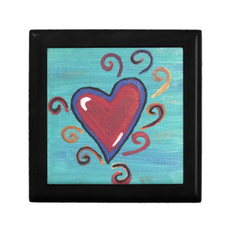 Red Hearts Collection Gift Box