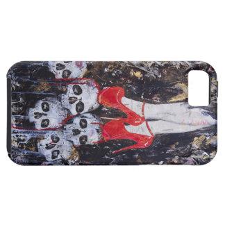 Red heels iPhone 5 case