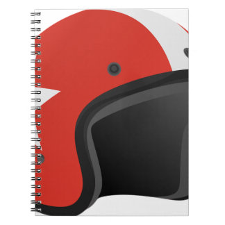 Red Helmet Notebooks