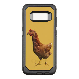 Red Hen Chicken OtterBox Galaxy S8 Case